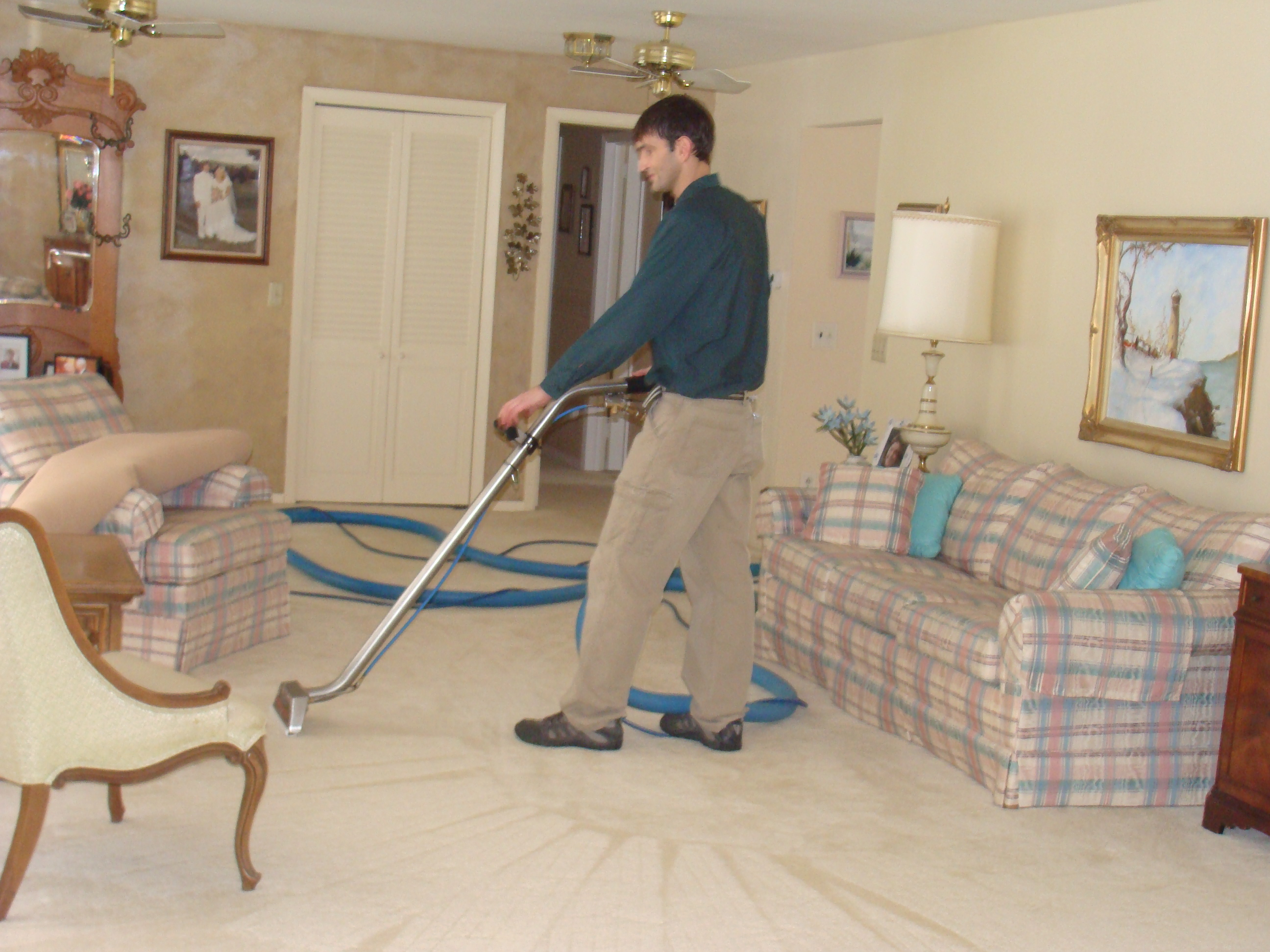 Methods of Carpet Cleaning